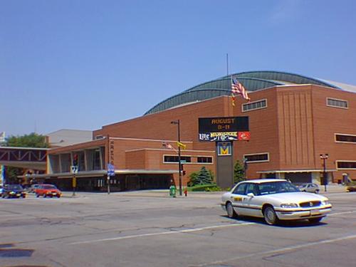 Mecca Arena