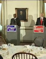 Barrett Pratt Debate 2004