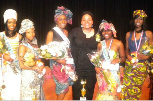 ALderwoman Coggs and Juneteenth Paegent Contestants