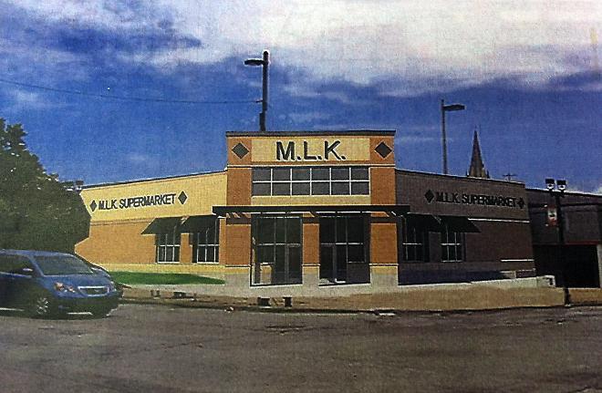 MLk Food Store