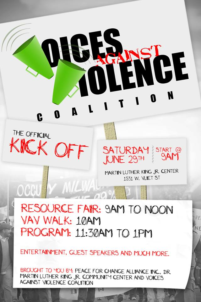 Voices Against the Violence