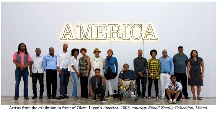 Artists from 30 Americans