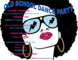 Old School Dance Invitation